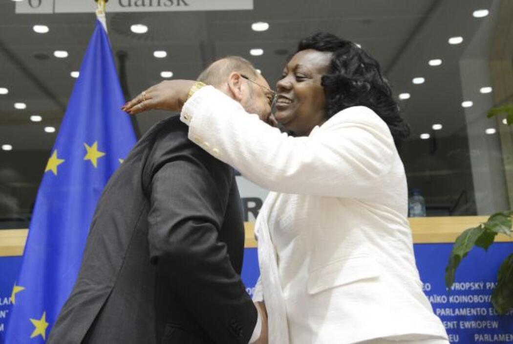 "El Parlamento Europeo (PE) ""rinde homenaje a la labor incansable e inque..."