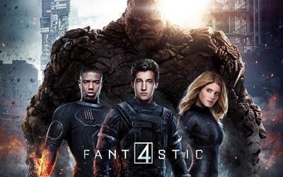 'Fantastic Four' listos para la acción