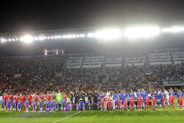 Bayern de Múnich, campeón de la Champions, y Chelsea, campeón de la Liga...