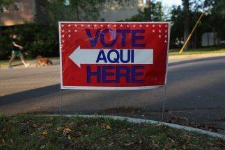 Ejercer el poder de votar