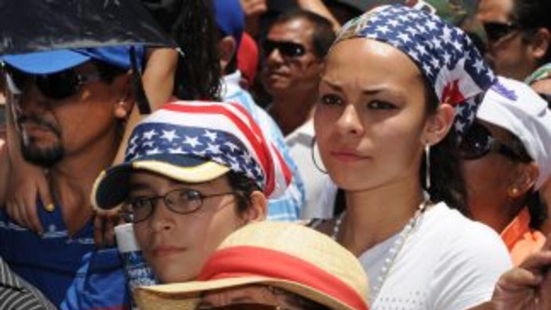 Una encuesta reciente de Latino Decisions encontró que el 77% de los his...