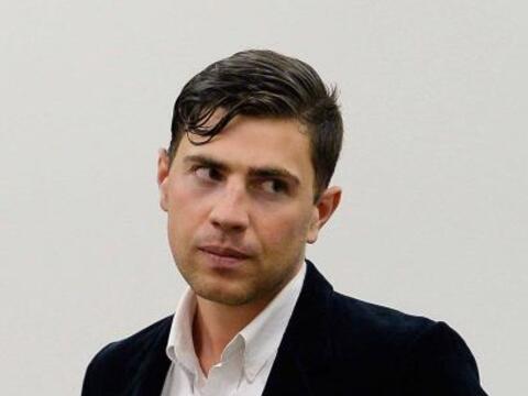 Vitalii Sediuk, el hombre que se abalanzó sobre el actor Brad Pit...