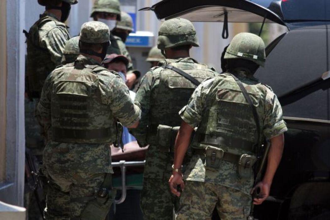 Un recuento del Ministerio de Defensa informó que 191 militares han muer...