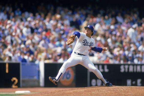 En el Juego de Estrellas de 1986, ponchó a cinco bateadores en fi...