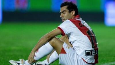 El mexicano sigue con su racha de lesiones.