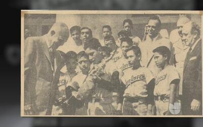 Latinos que triunfan: el Monterrey que ganó la Serie Mundial de la Ligas...