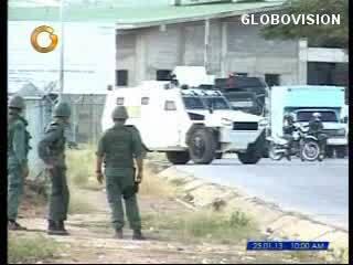Riña en cárcel de Venezuela dejó más de 50 muertos