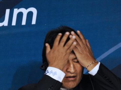 Evo Morales, el presidente de Bolivia, ha dicho frases muy suyas que le...