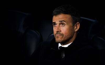 """Luis Enrique sobre la repartición de minutos a jugadores: """"Barcelona no..."""