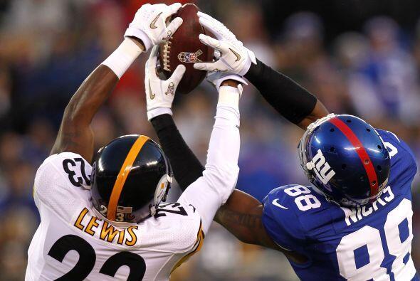 Brillantes se vieron los Steelers en el último periodo.