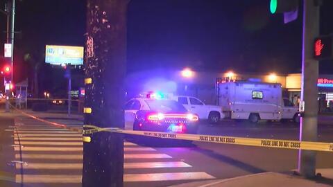 Un indigente murió apuñalado en una estación de autobuses de Anaheim