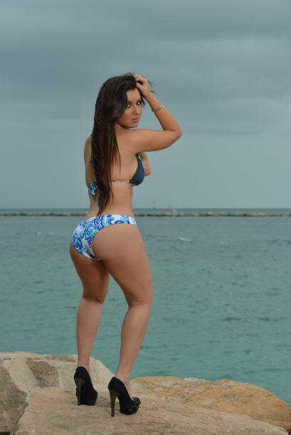 Michelle López Miss Colita