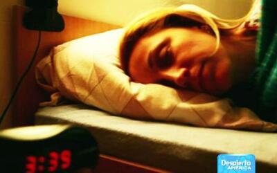 ¿Cuántas horas necesita una persona para dormir bien?