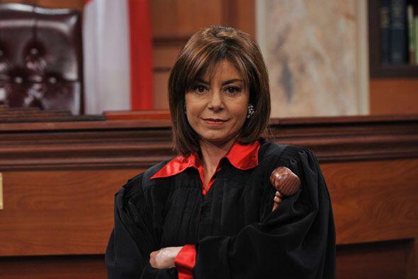 La jueza es especialista en resolver los casos más difícil...