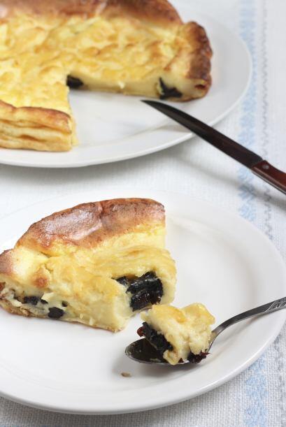Una tarta (que no es un sándwich) de frutas o de carne también será una...