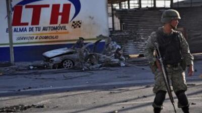 Nuevo León es una de las entidades más golpeadas por la delincuencia y l...