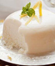 Gelatina de yogurt. Endulza tu paladar con una rica Gelatina de Yogurt d...
