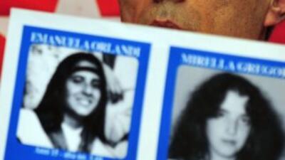Emmanuela Orlandi,de 15 años, hija de un empleado del Vaticano, desapar...