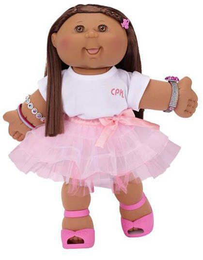 Cabbage Patch.  Las adorables muñecas Cabagge Patch encantar&aacu...