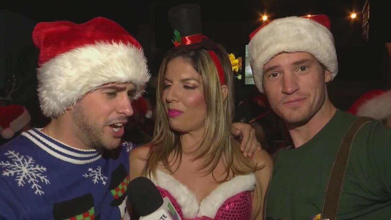 Salimos a las calles en busca del espíritu navideño y vaya que lo encont...