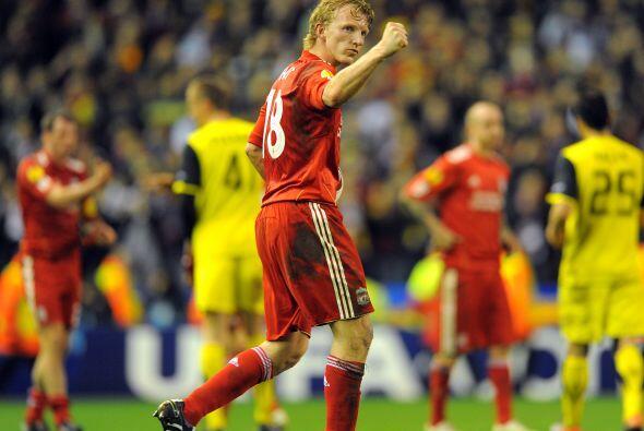 Con el 1-0 definitivo, el Liverpool dio cuenta de su rival.