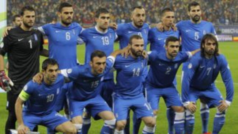 Selección de Grecia