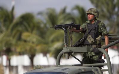 Existen al menos 2,000 denuncias contra las fuerzas armadas en lo que va...