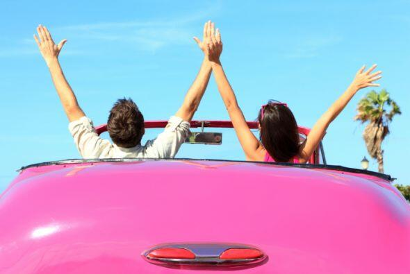 Estudios muestran que el tener objetivos en pareja y hacer el esfuerzo e...