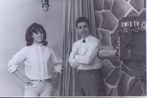 Hoy conocida como Univision 41, la primera estación hispana en Estados U...