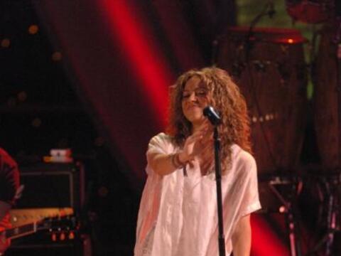 Comenzamos con nuestra bella Shakira quien, no siempre gusta de presumir...