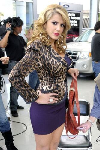 """Claudia Bermúdez """"La buenona"""" podía desconcentrar al mejor vendedor de """"..."""