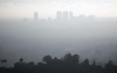 Revelan que 10 de las ciudades más contaminadas del país se encuentran e...