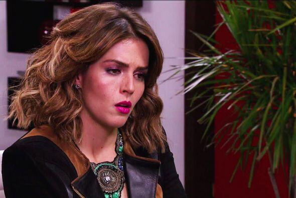 Bueno Alexa, debes revelarle a Sofía que nunca estuviste ni atend...