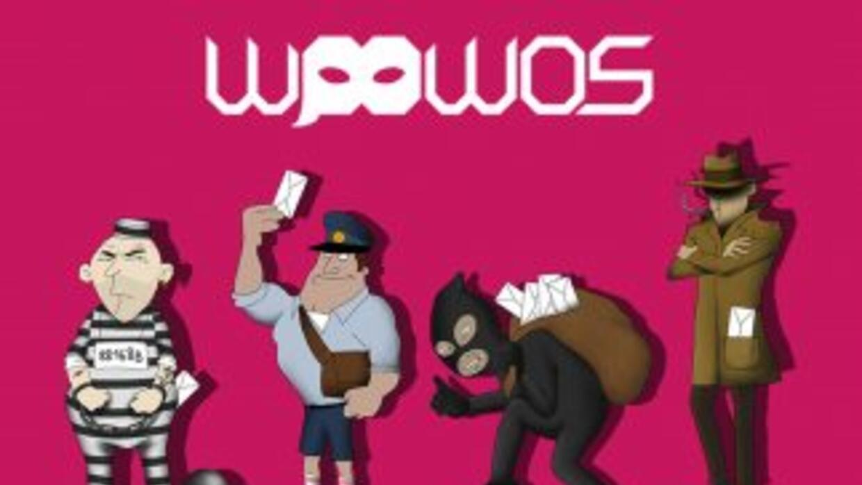 """Estos son los cuatro 'Woowies"""", personajes virtuales de la aplicación qu..."""
