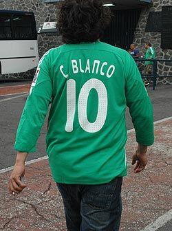 Cuauhtémoc fue el mejor jugador en el partido ante los trinitarios y la...
