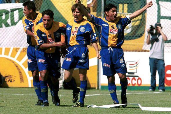 La Piedad del 2001 comenzó en plan goleador con 15 goles, una cif...