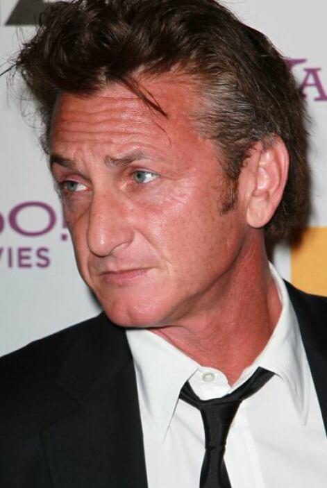 Sean Penn es uno de los actores más reconocidos de Hollywood y ha gando...