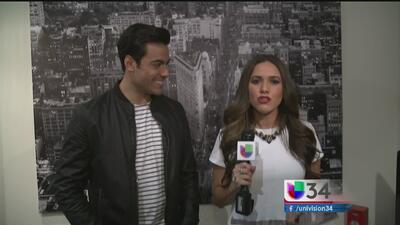 Carlos Rivera dará concierto acústico en los Latin GRAMMY