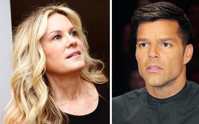 Exclusiva: Rebecca de Alba confesó que perdió un bebé de Ricky Martin
