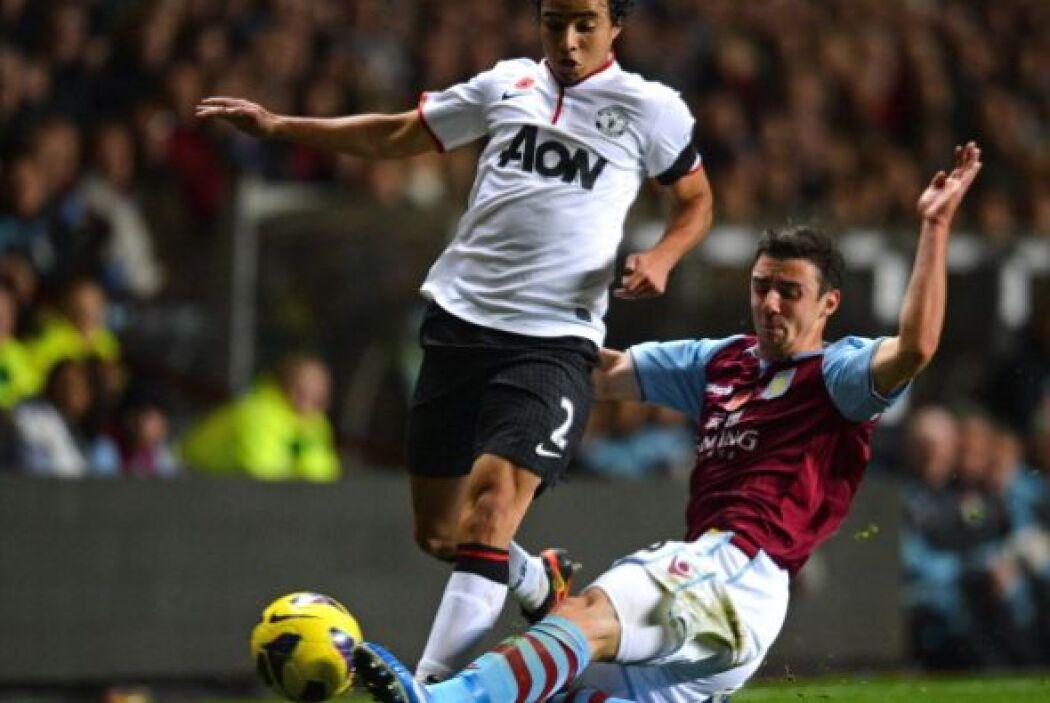 Aún faltaban remontar dos goles para ganar y Rafael dio el pase del segu...