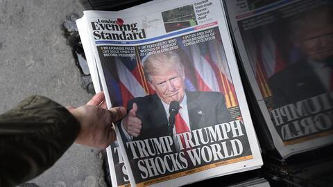 El triunfo de Trump tiene un sabor muy amargo en muchas familias