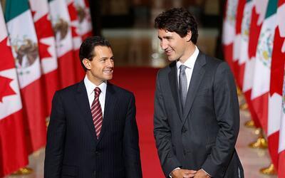 Mexicanos no necesitarán visas en Canadá a partir de diciembre de 2016