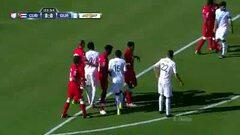 Highlights:Guatemala at Cuba on July 15, 2015