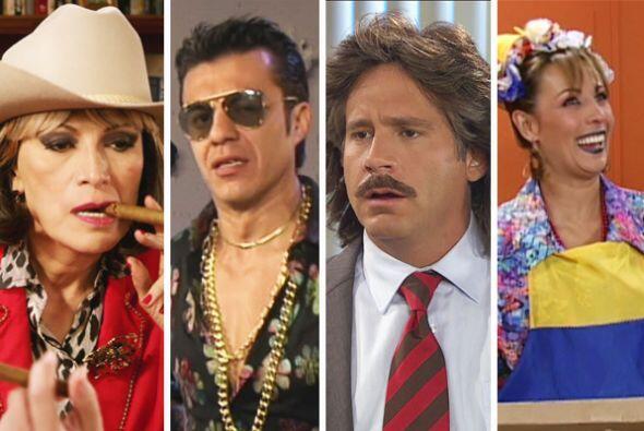 Los ves todos los días en Galavisión, y seguramente te has fijado en sus...
