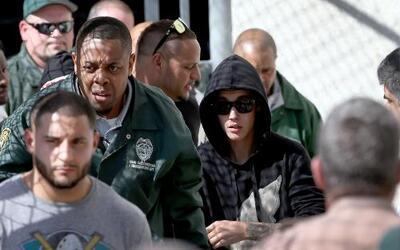 Justin Bieber admitió estar bajo la influencia de distintas drogas