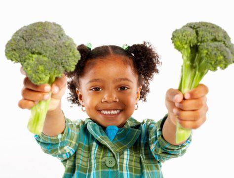 Como ven el brócoli está lleno de nutrientes y gracias a sus bajas calor...