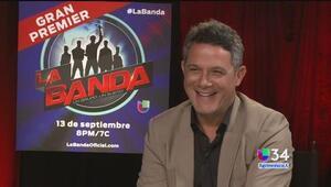 """Alejandro Sanz te espera en """"La Banda"""""""