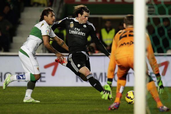 Al final Real Madrid supera al Elche y mantiene la punta en España, y se...