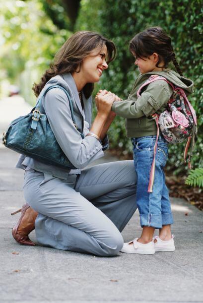 2. Hazle acordar a tu hijo cómo volvió de contento el año anterior (si e...
