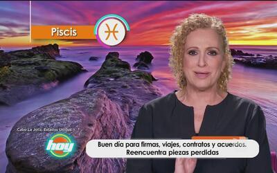 Mizada Piscis 27 de octubre de 2016